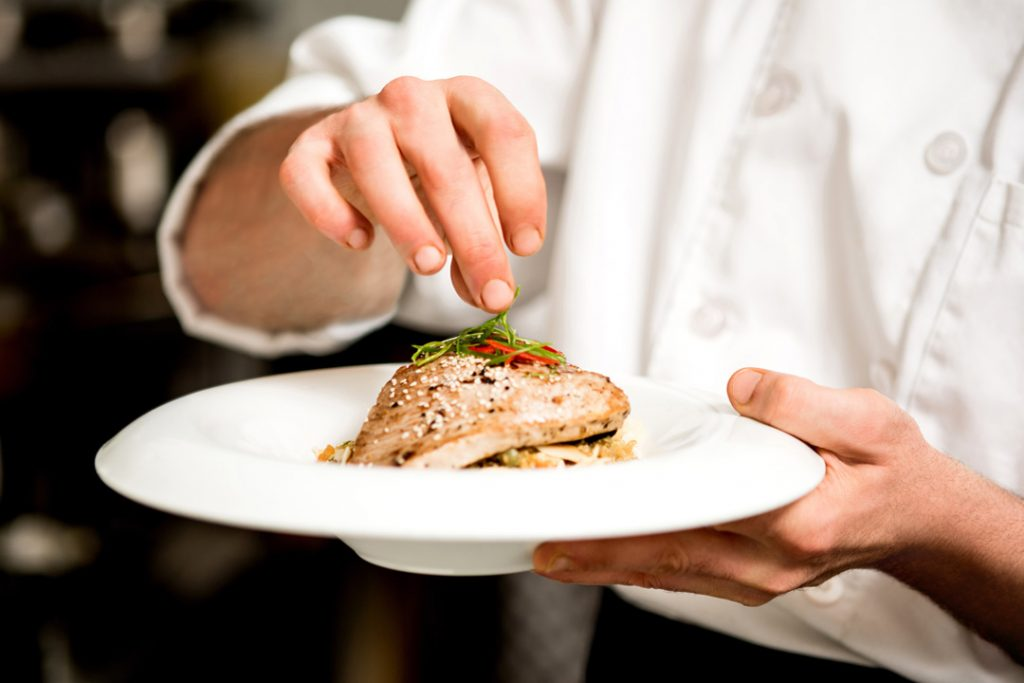 Chefs & In-House Catering